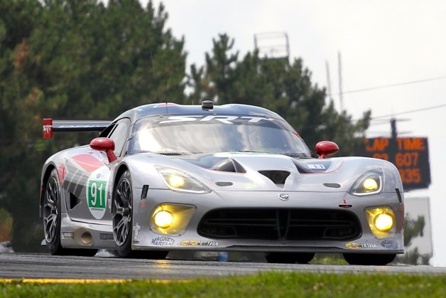 SRT Viper ALMS Entry