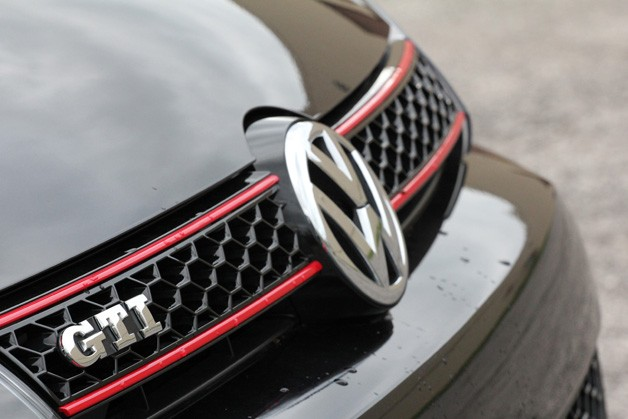 Volkswagen GTI grille