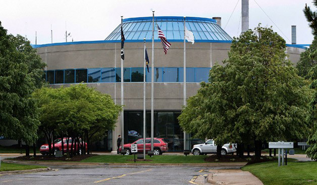 Chrysler Jefferson North Plant