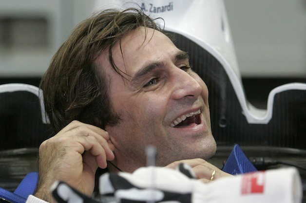 Paralympic gold medalist Zanardi trying to get BMW DTM ride