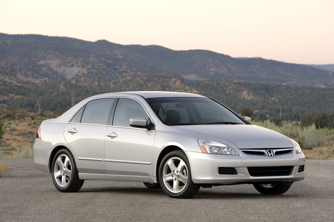 2003 honda accord ex manual sedan