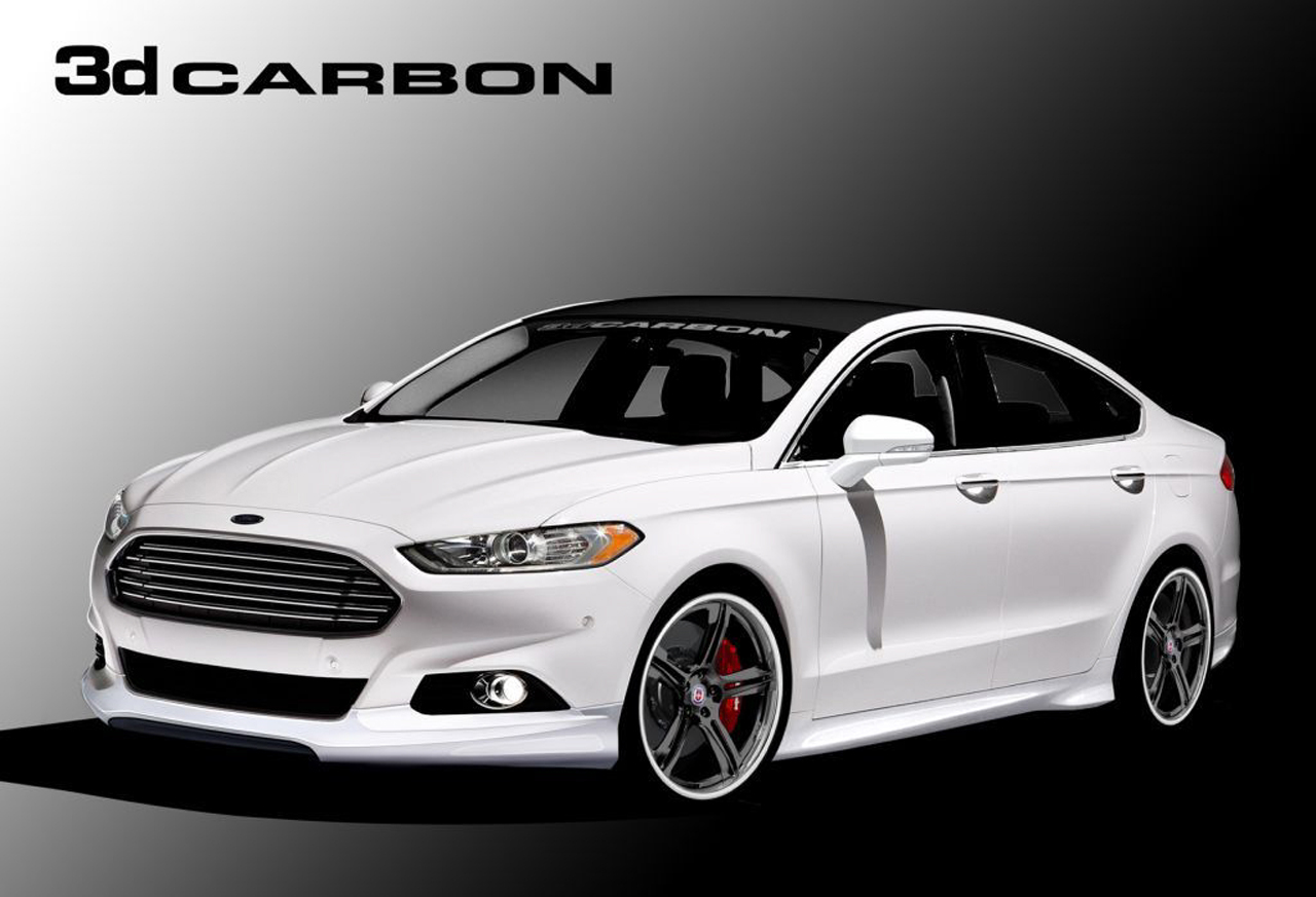 2013 Ford Fusion SEMA Show cars Photos