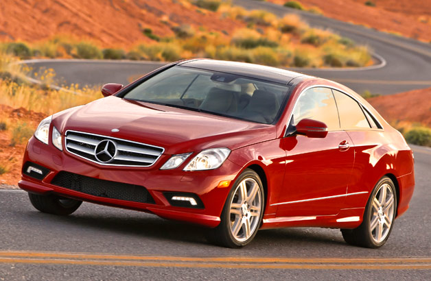 Mercedes-benz E-class Coupé - Pictures - Car Talk (2) - Nigeria