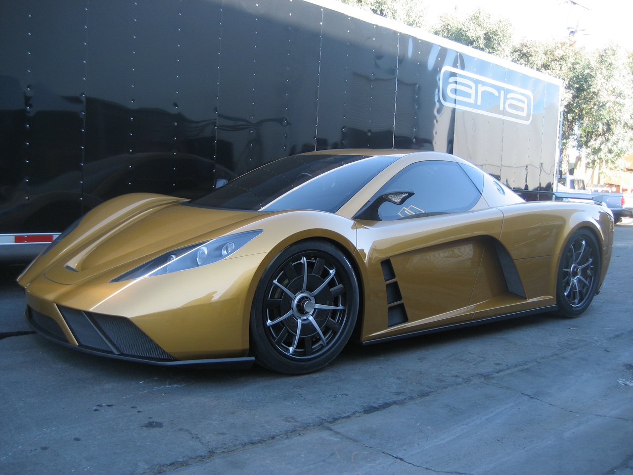 Kepler Motors Motion Supercar Photo Gallery Autoblog