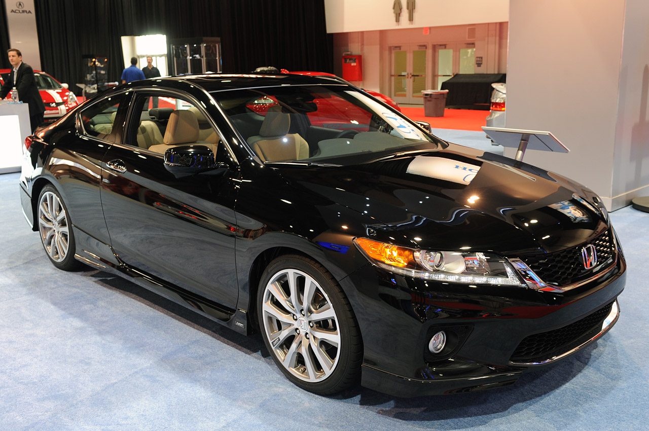 2013 Honda Accord Coupe Hfp Hitting Dealerships Next