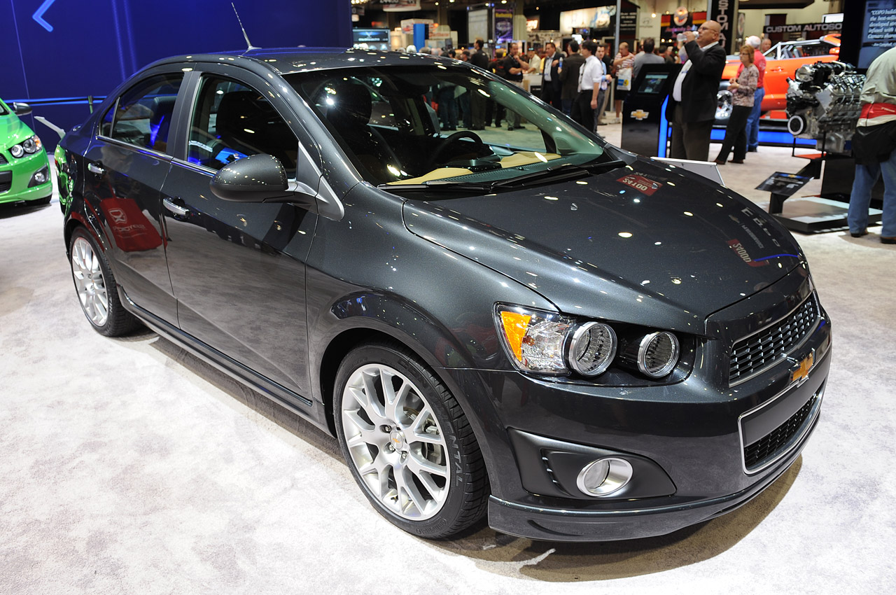 chevrolet sonic dusk concept  sema 2012 photo gallery