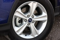 2013 Ford Escape wheel
