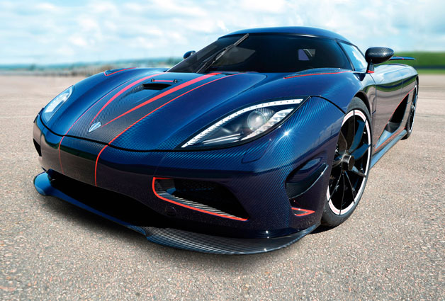 One-off Koenigsegg Agera R BLT seized by Chinese customs