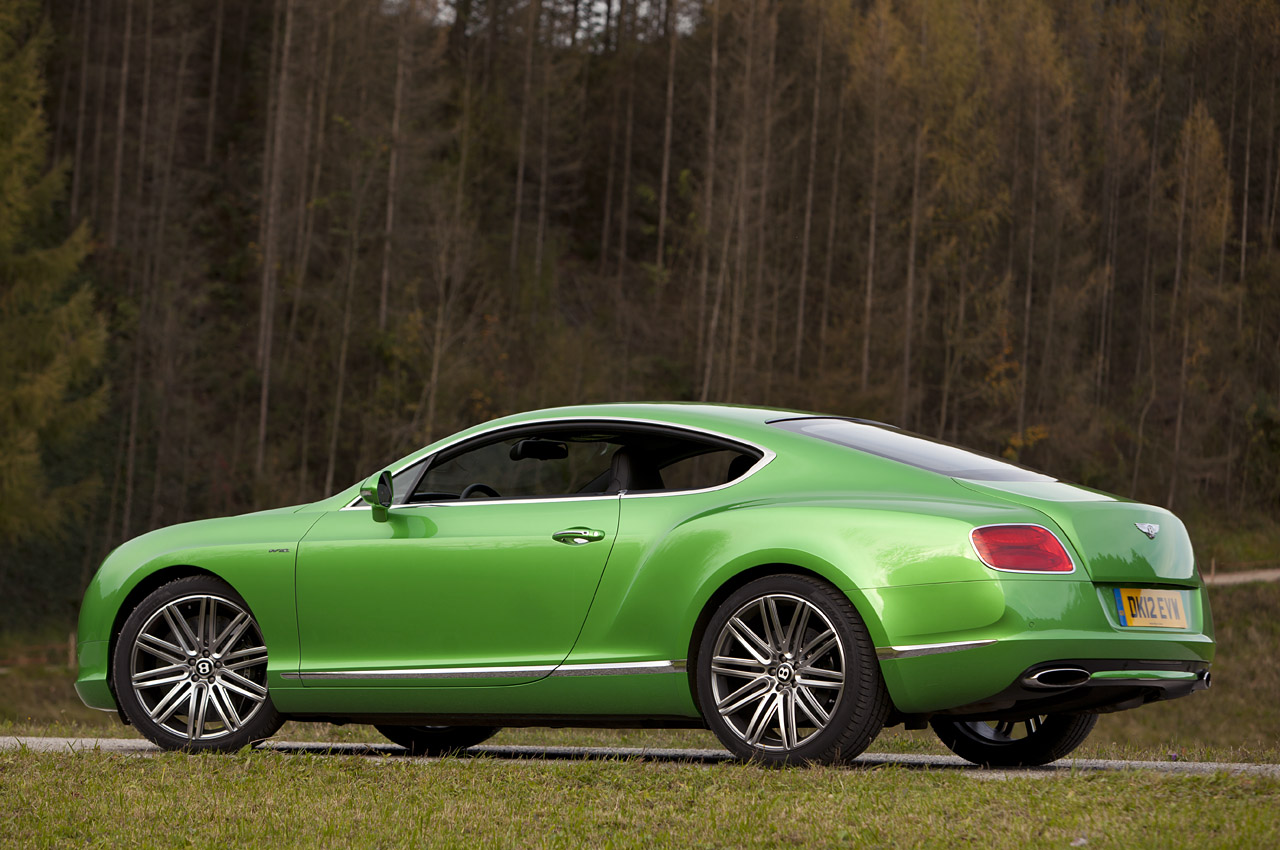 2013 bentley continental gt speed - autoblog