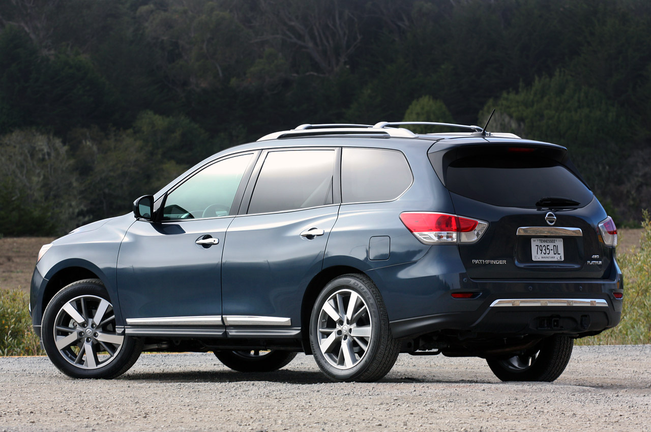 2013 Nissan Pathfinder: First Drive Photo Gallery - Autoblog