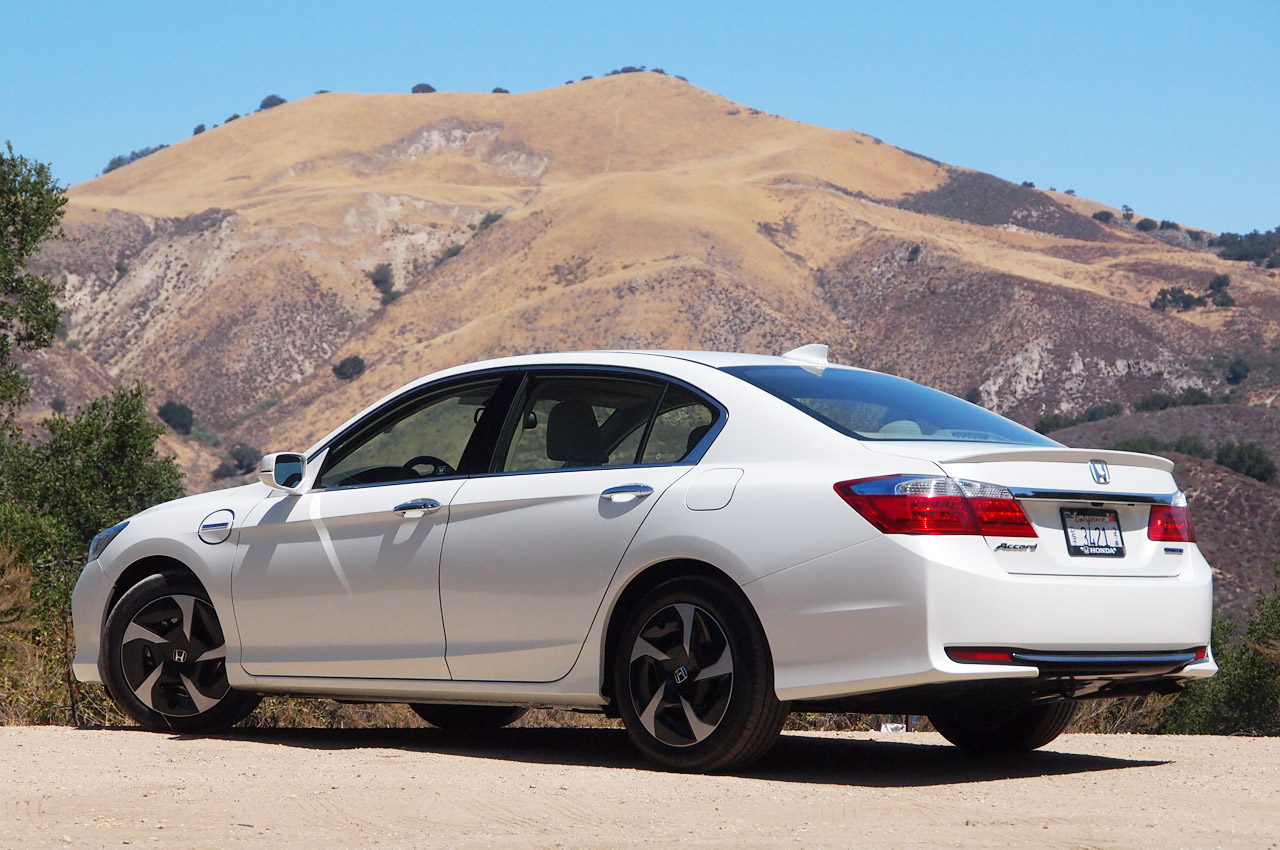 2014 Honda Accord Plug-In Hybrid - Autoblog