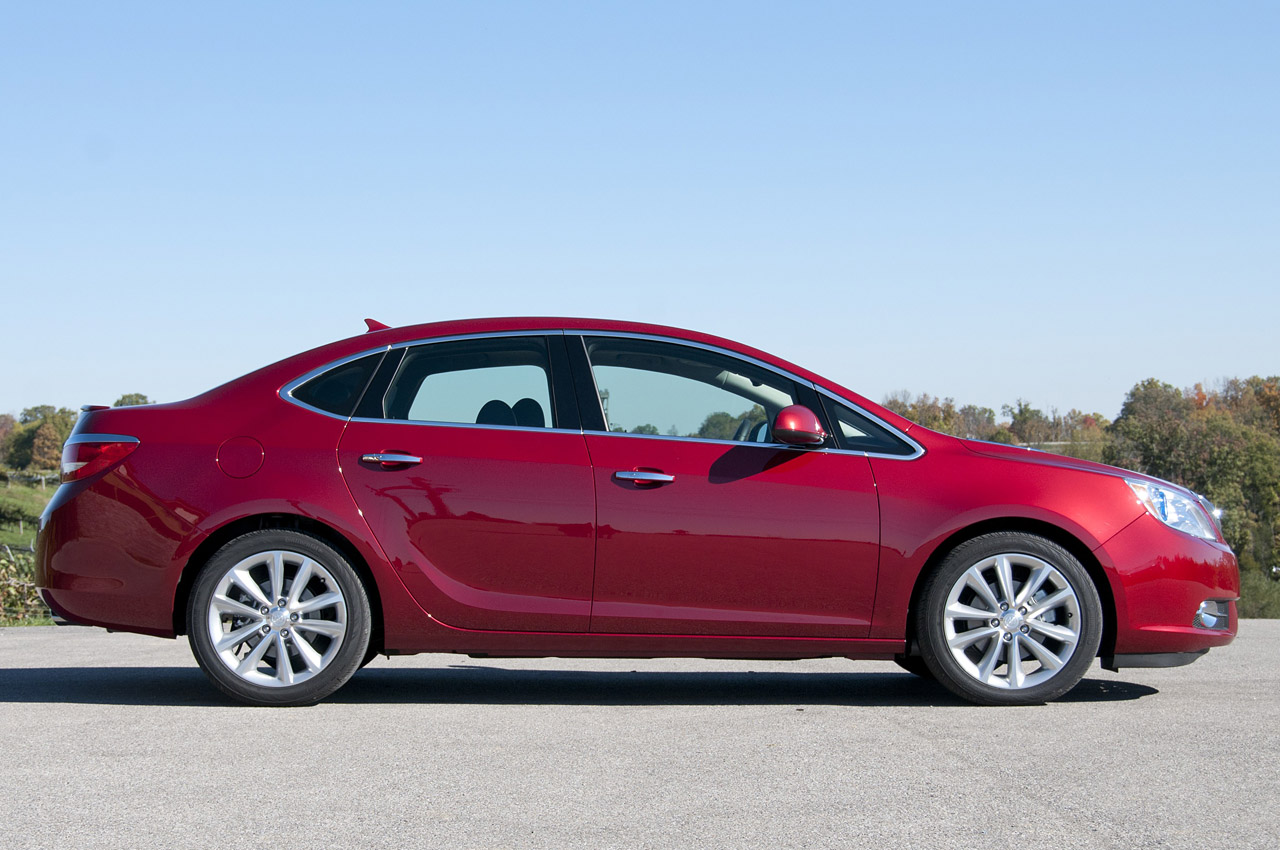 Buick verano turbo submited images