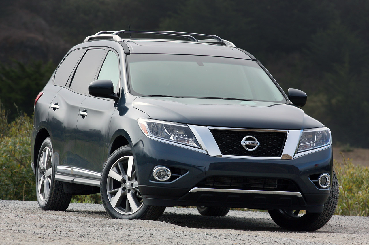 2013 nissan pathfinder first drive photo gallery autoblog. Black Bedroom Furniture Sets. Home Design Ideas
