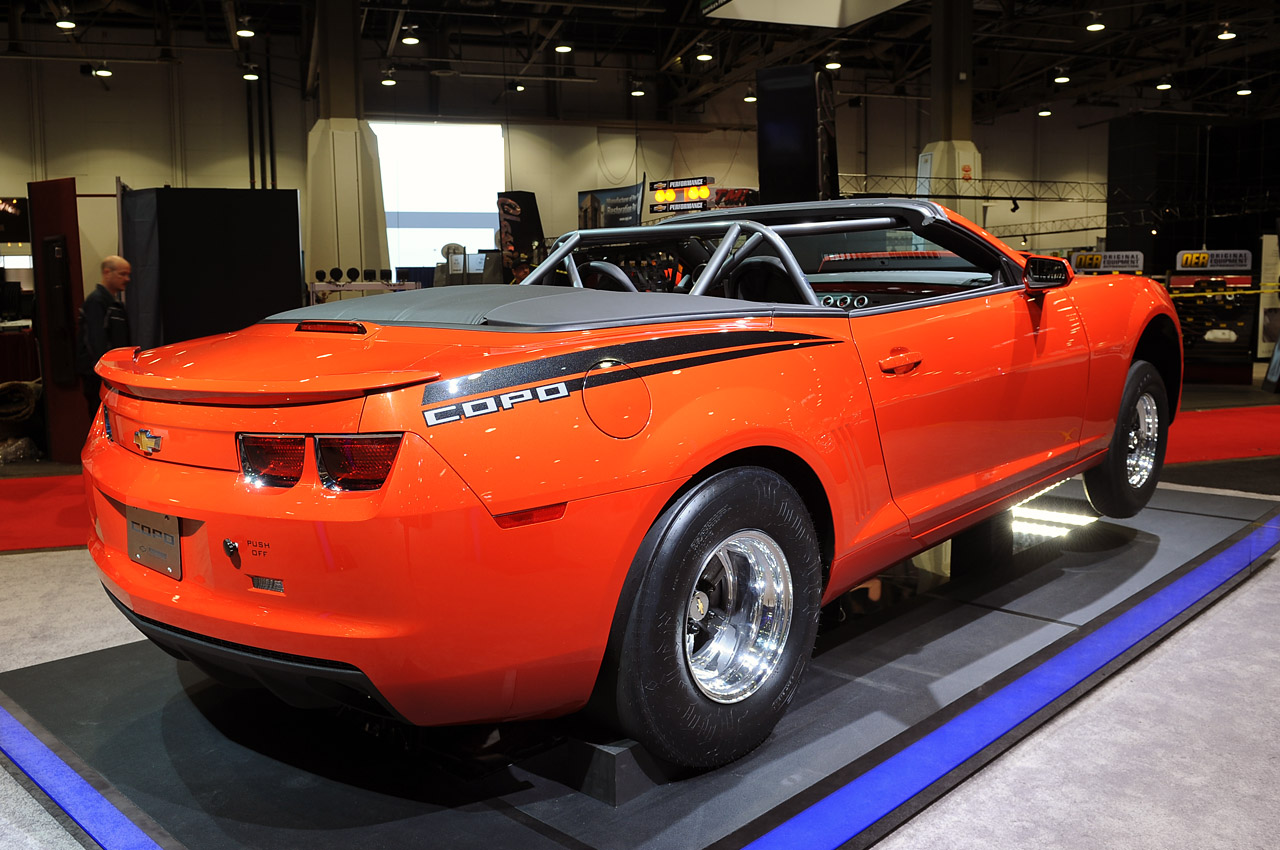 2012 chevrolet copo camaro convertible is an inferno. Black Bedroom Furniture Sets. Home Design Ideas