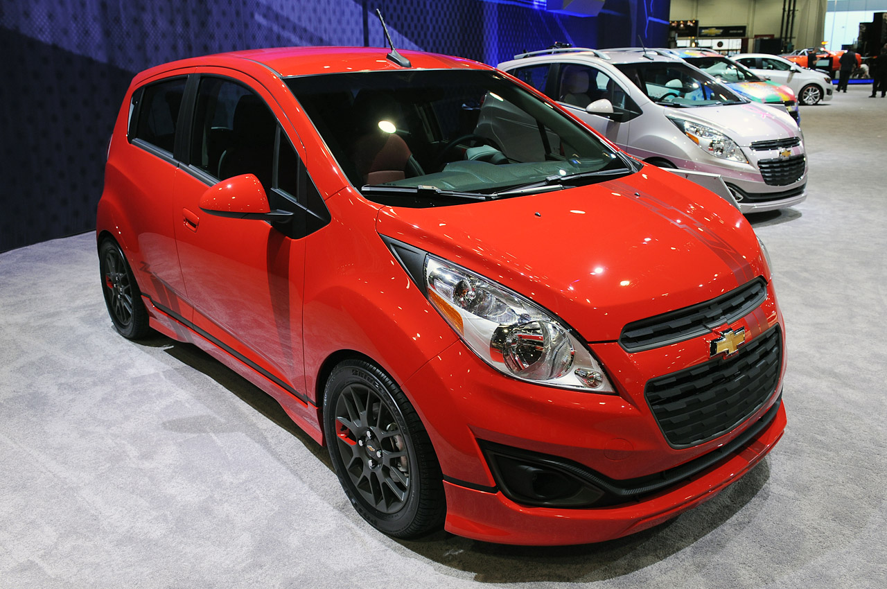 the official modified chevrolet spark picture thread - chevy spark