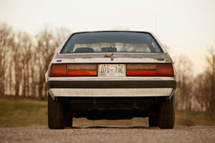 Project Ugly Horse: 1989 Ford Mustang LX