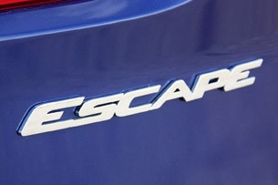 2013 Ford Escape badge