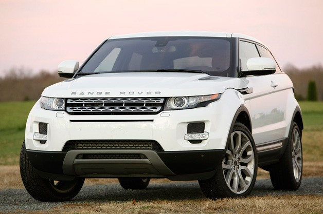Range Rover Evoque gets latest bottom model, reduce starting cost for 2013