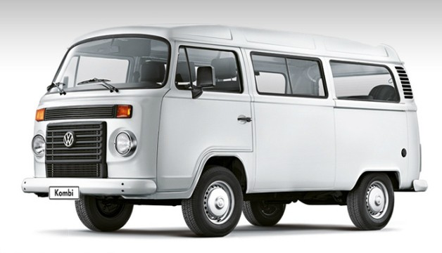 VW ending Kombi production after 63-year run