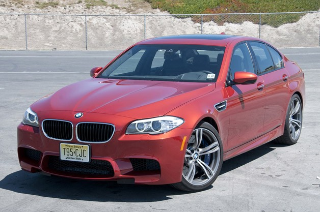 2013 BMW M5 6MT
