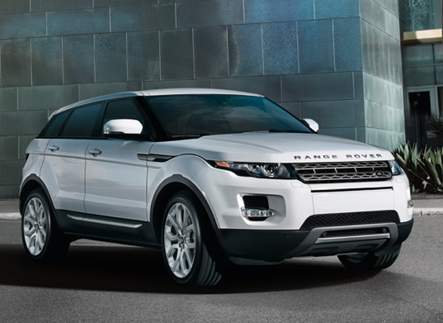 2013 Land Rover Range Rover Evoque in new