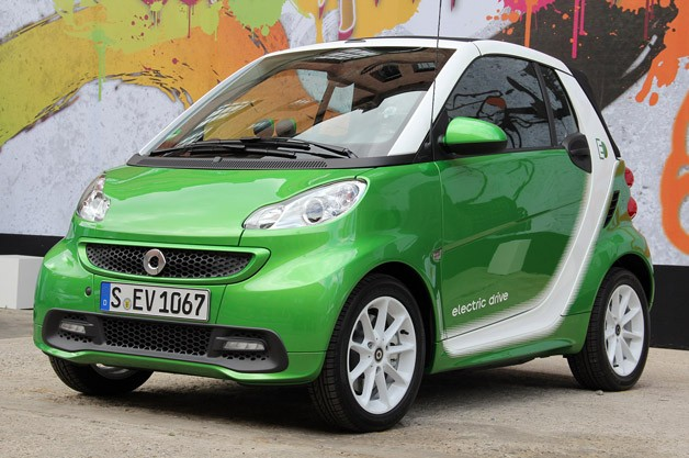 2013 Smart car fortwo electric drive