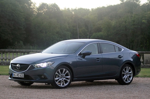 Related Gallery 2014 Mazda6: First Drive