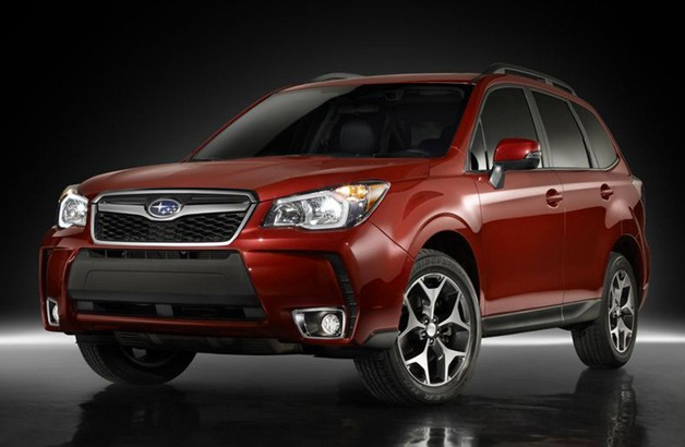 2014 Subaru Forester Turbo 1351712114
