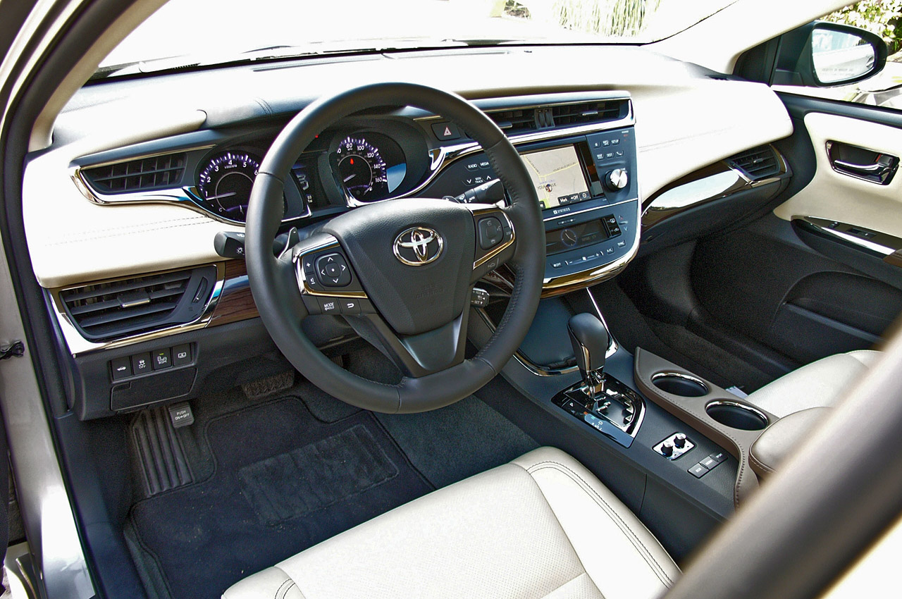 2013 Toyota Avalon: First Drive Photo Gallery - Autoblog