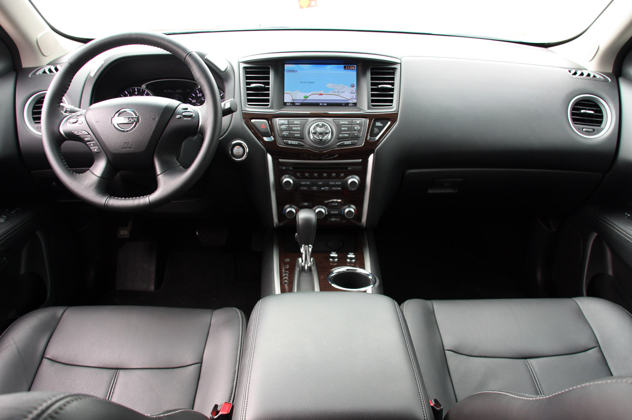 Official 2013 nissan pathfinder pictures exterior interior quoted 0 posts vanachro Gallery