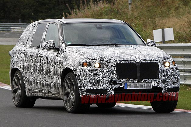 Next-gen BMW X5M