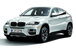 BMW X6 Performance Edition
