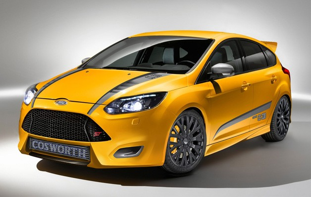 Cosworth Ford Focus ST CS 330