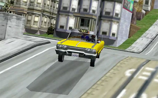 Sega Crazy Taxi