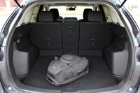 2013 Mazda CX-5 rear cargo area