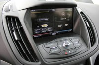 2013 Ford Escape infotainment system