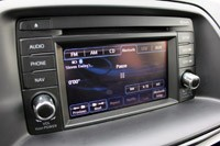 2013 Mazda CX-5 infotatainment system
