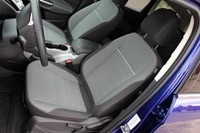2013 Ford Escape front seats