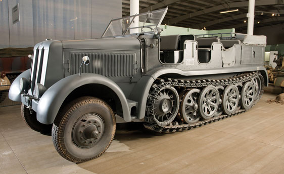 Need an armored transport? Have we got an auction for you ...