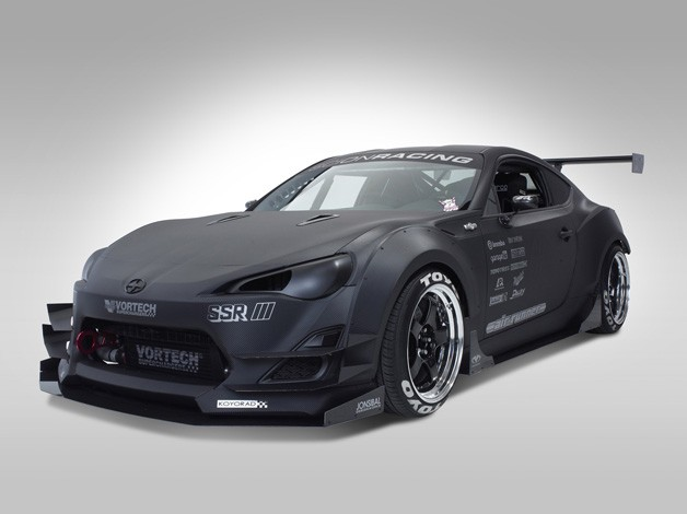 Daniel Song's Scion FR-S GT for SEMA 2012
