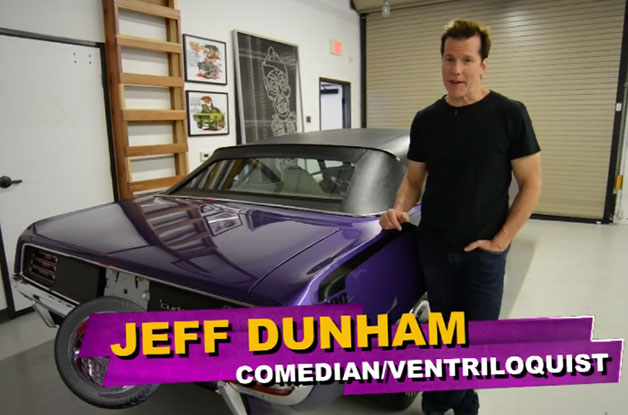 ventriloquist jeff dunham and chrysler teaming up for sema. Black Bedroom Furniture Sets. Home Design Ideas