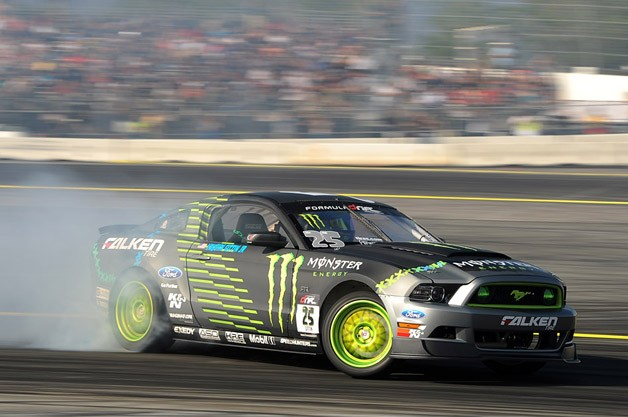 Vaughn Gittin Jr. Ford Mustang