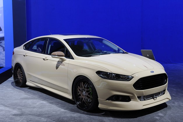 Tjin Edition Ford Fusion
