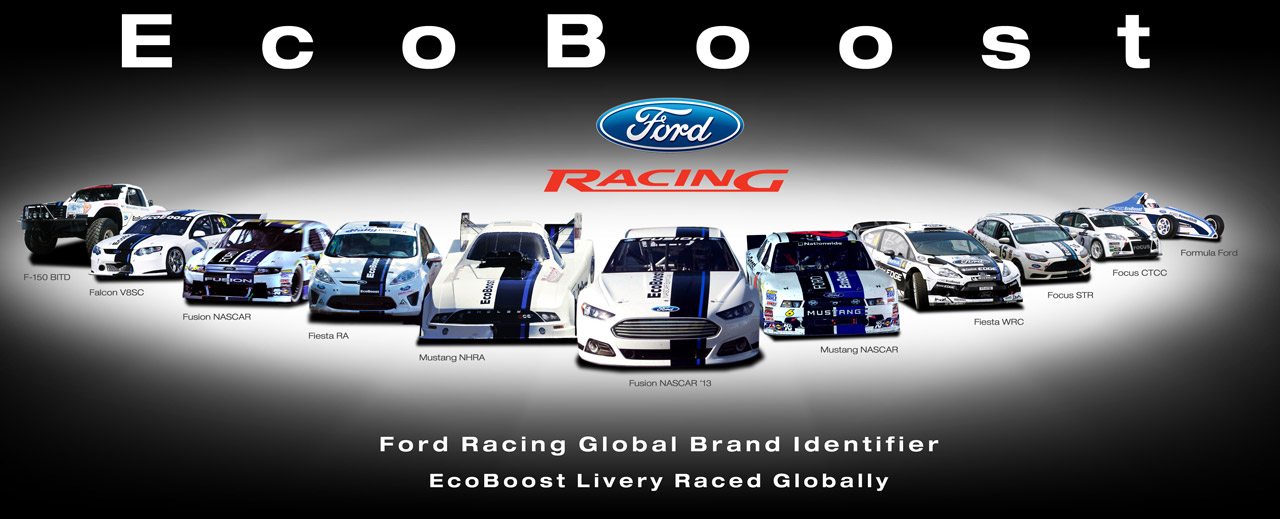 Ford Racing Livery Photo Gallery Autoblog