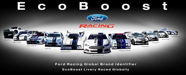 Ford Racing Livery
