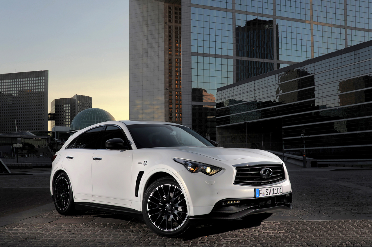 Infiniti fx news and information autoblog vanachro Choice Image