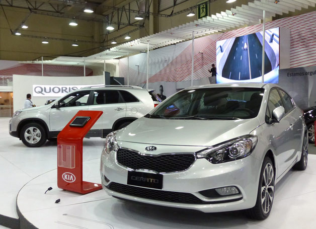2013 Kia Cerato