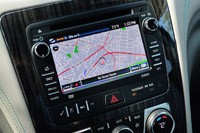 2013 Chevrolet Traverse navigation system