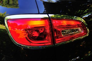 2013 Buick Enclave taillight