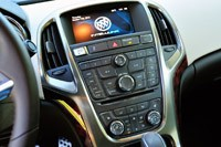 2013 Buick Verano Turbo instrument panel